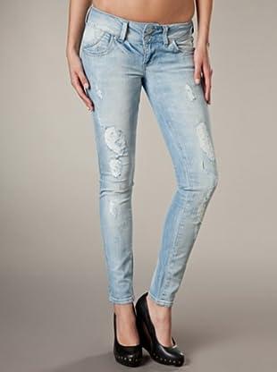 LTB Jeans Molly super slim low rise (Hellblau)