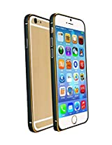 Celson Dual Tone Bumper For Apple iPhone 6S Plus - Black