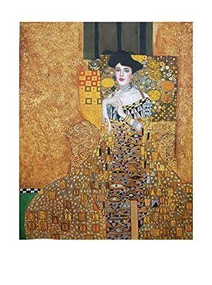 Legendarte Leinwandbild Ritratto Di Adele di Gustav Klimt