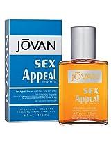 Jovan Sex Appeal After Shave Cologne 4 Oz