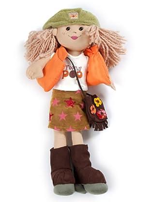 My Doll Muñeca Donetta  naranja