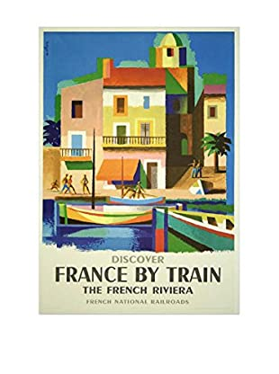 Really Nice Things Leinwandbild French Rivera