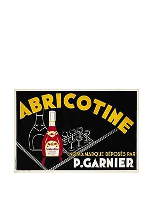 Abricotine Giclée Canvas Print