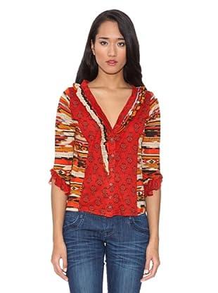 Mahal Camiseta Paula (Rojo)