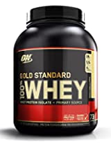 Optimum Nutrition (ON) 100% Whey Gold Standard - 5 lbs (French Vanilla Creme)