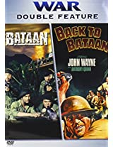 Bataan / Back to Bataan (Double Feature)