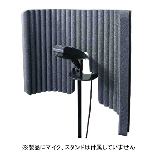 【クリックでお店のこの商品のページへ】【正規品】 日本エレクトロ・ハーモニックス マイクアクセサリ Primacoustic by Radial Vox Guard RD0100: 楽器