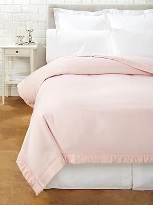 JOHN ATKINSON by Hainsworth Duchess Blanket (Powder Pink)