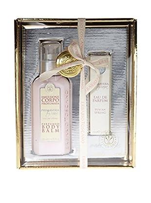 Erbario Toscano Tuscan Spring 2-Piece Eau de Parfum & Body Balm Gift Set