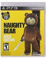 Naughty Bear - Gold Edition (PS3)