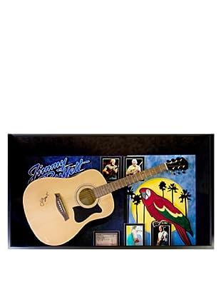 Signed Jimmy Buffet Guitar