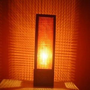 Saloni Net Floor Lamp (Red)