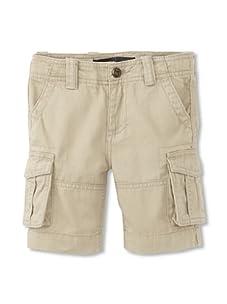 Joe's Jeans Baby Girl's Cargo Short (Real Khaki)