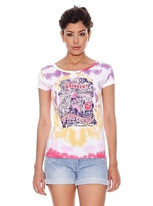 Peace & Love Camiseta Belvedere (Multicolor)