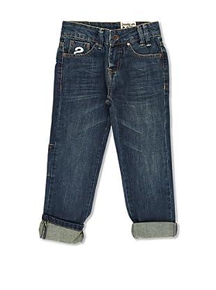 Desigual Pantalón Vaquero Muffin (Jeans Oscuro)