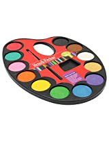 Home Stationery Kids Drawing Color Palate 12 Shades