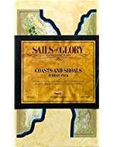 Sails of Glory - Terrain Pack Coasts & Shoals Board Game