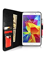 Minisuit Executive Wallet Case For Samsung Galaxy Tab 4 8.0 [Black]