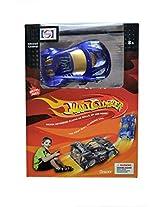 Lucky Boy-9099-20A-Wall Climber Car - Blue