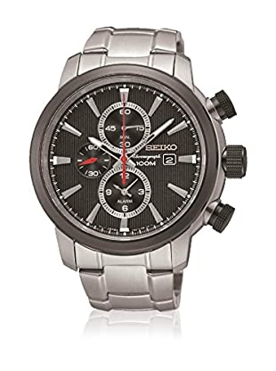 Seiko Reloj de cuarzo SNAF47P1 Metal 45  mm