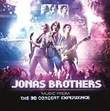 ジョナス・ブラザーズ/ザ・コンサート 3Dの画像