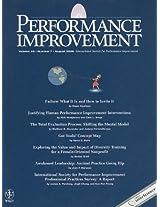 Performance Improvement (Performance Improvement (Pfi))
