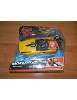 Speed Racer Movie Toy Battle Vehicle & Action Figure - Racer X Race Car and Racer X Figure by Hotwheels & Mattel