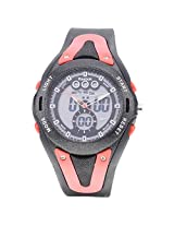 Reebok Tech Analog-Digital Red Sportswatch