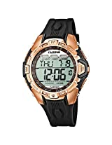 Calypso Digital Grey Dial Men's Watch - K5615/9