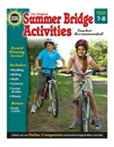 The Original Summer Bridge Activities, Grades 7 To 8 160 Pages
