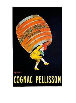 Cognac Pellisson Giclée Canvas Print