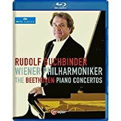 Beethoven Piano Concertos [Blu-ray] [Import]