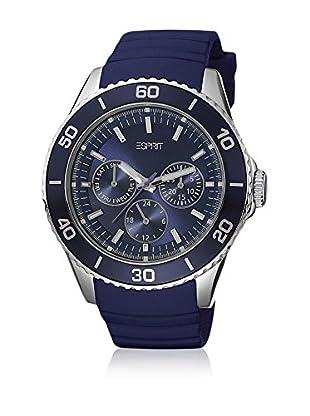 Esprit Reloj de cuarzo Unisex Deviate Blue Azul 43 mm