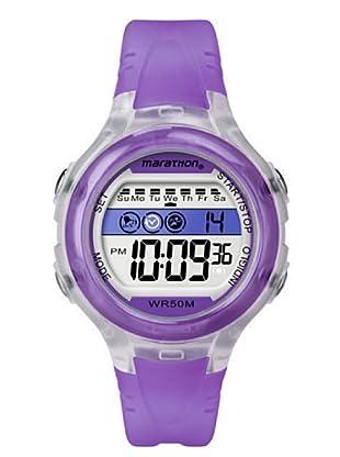 Timex T5K427. Relojes de Deporte Morado