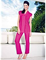 Enamor Modal Top & Pyjama Nightwear