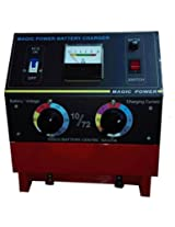 72Volts 10Ampere Six in one Alkaline/Lead Acid Battery Charger Automoblie/ Inverter Battery ...