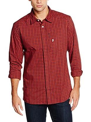 PEAK PERFORMANCE Camisa Hombre Gust Ls