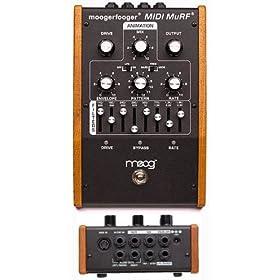 Moog moogerfooger MIDI MuRF