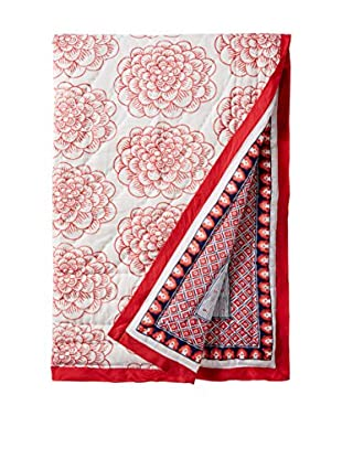 Yala Designs Organic Cotton Block Print Quilt
