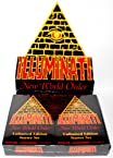 1995 - Illuminati New World Order collectible card game - (INWO Unlimited Edition Starter Set) Facto