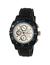 Maxima Hybrid Collection Analog White Dial Men's Watch - 30770PPGN