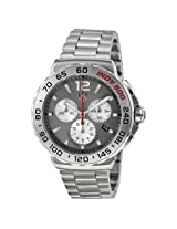 Tag Heuer Formula 1 Anthracite Sunray Steel Men's Watch - Thcau1113Ba0858