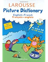 Larousse Picture Dictionary: English-French/Francais-Anglais