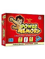 Madrat Games Chhota Bheem Power Memory, Multi Color