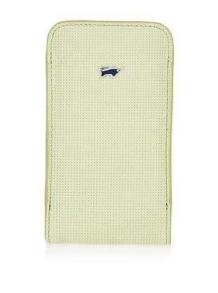 Braun Büffel iPhone-Etui (Grün)