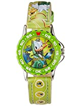 Disney Analog Multi-Color Dial Boys's Watch - 98222
