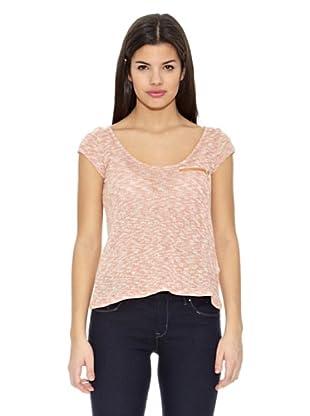 Springfield Camiseta Multi (Rosa)