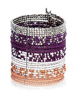 Alibey Armband  lila