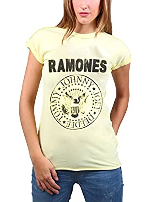 Amplified T-Shirt Print Vintage-Ramones