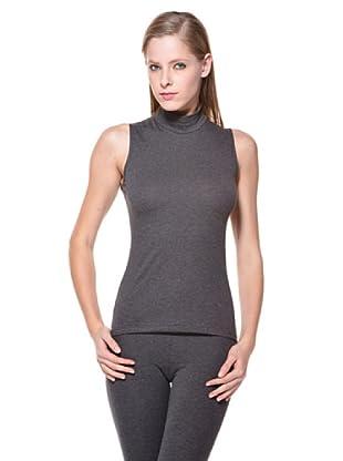 Cotonella Camiseta SM Cuello Alto (gris)